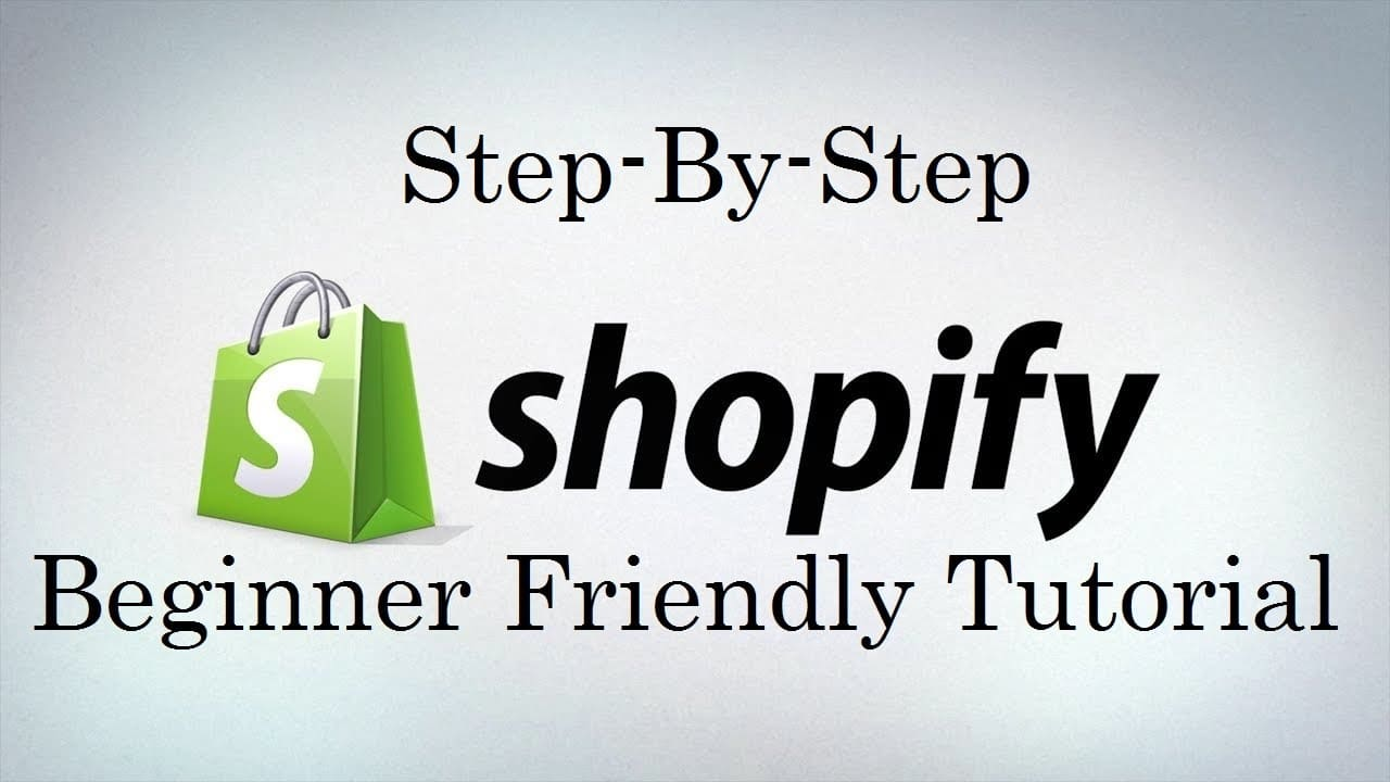 Create an Online Shopify Store 2021