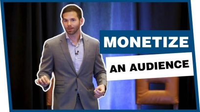 How To Monetize An Audience: 4-PART FORMULA