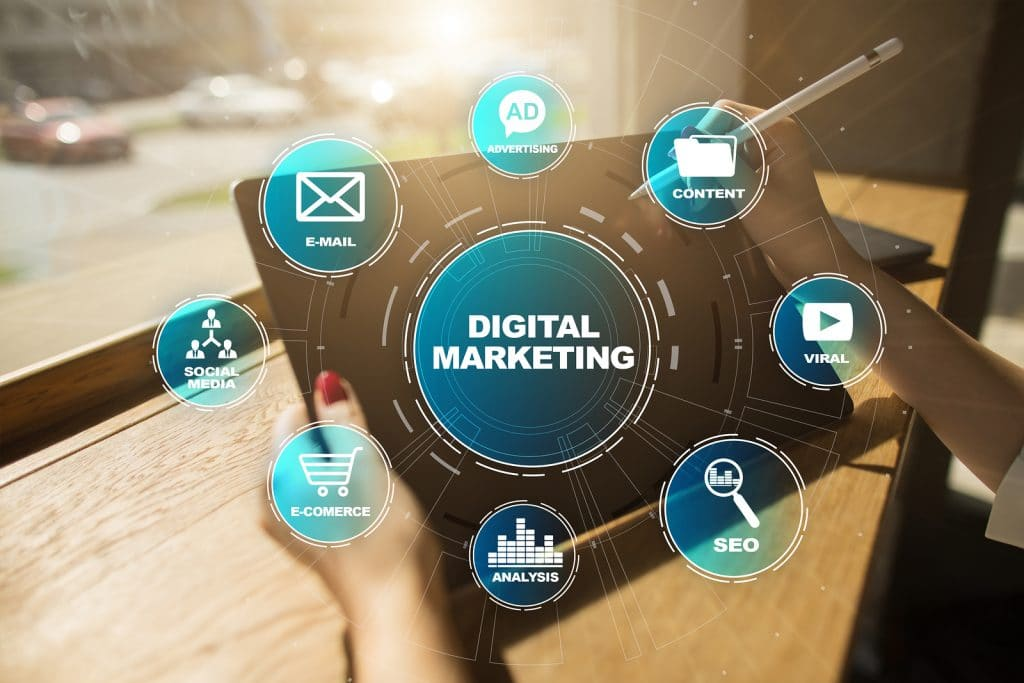How can Benefit On Digital Marketing?