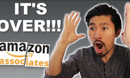 THE END OF AMAZON AFFILIATE MARKETING?
