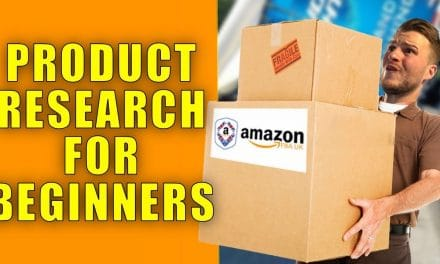 AMAZON FBA PRODUCT RESEARCH GUIDE FOR BEGINNERS