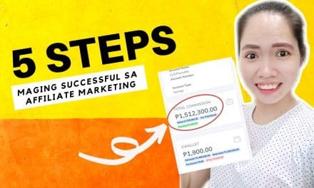 Paano Magkaresults Sa Affiliate Marketing | 5 STEPS | Affiliate Marketing Philippines