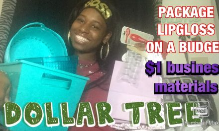 LIFE IF A ENTREPRENEUR ||Dollar Tree business essentials||Ep:2