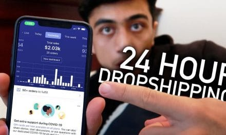 24 Hour Shopify Dropshipping Challenge (Revealed Everything)